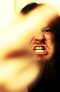 """""""Anger"""" by Isengardt is licensed under CC BY 2.0"""